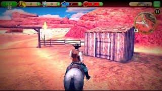 Gameplay do jogo Six Guns  no pc