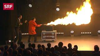 Lapsus: besitzloser Aktenkoffer | Arosa Humorfestival 2015  SRF Comedy