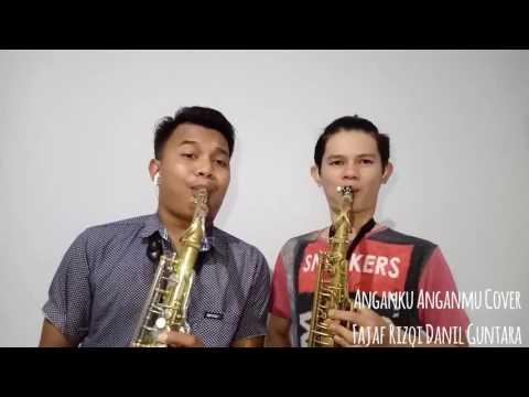 Raisa & isyana sarasvati - anganku anganmu rock cover saxophone