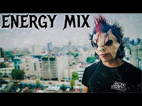 ENERGY MIX - DJ BL3ND Jʀ