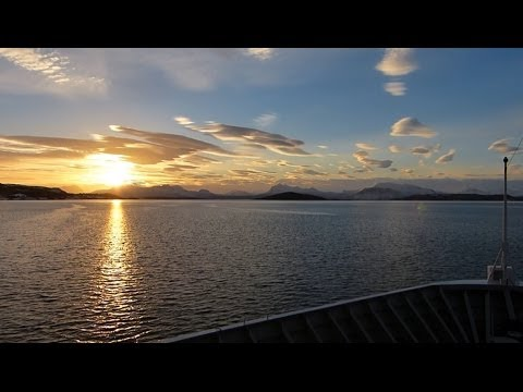 Hurtigruten Reise Tag 5: Harstad - Finnsnes - Tromsø