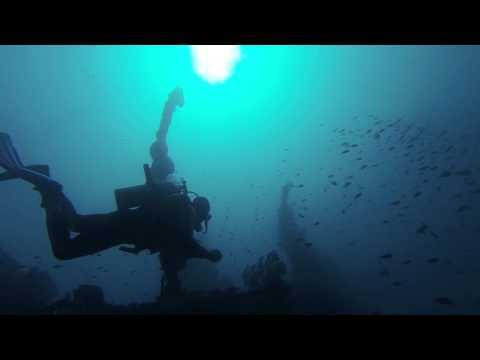 Dive 6 -- Saint Lucia -- Wreck Dive