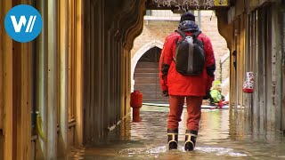 Venedig ohne Touristen - Warum verwandelt sich die Stadt ein Mal pro Jahr in eine Geisterstadt?