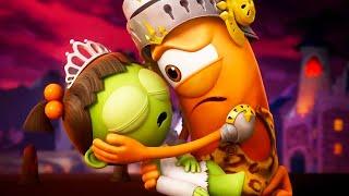 ケビ王子と彼の王女|スプーキッズ|子供のための漫画