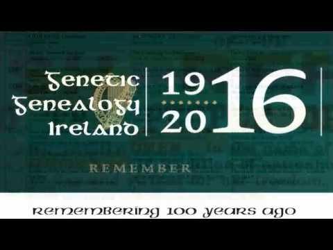ISOGG Ireland Update 2016 (Gerard Corcoran)
