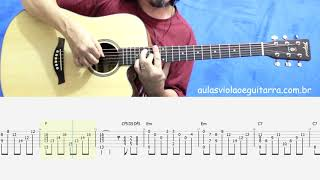 Pink Panther - Henry Mancini - Fingerstyle Tab