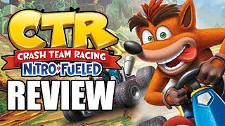 Crash Team Racing Nitro-Fueled Review - The Final Verdict (Video Game Video Review)