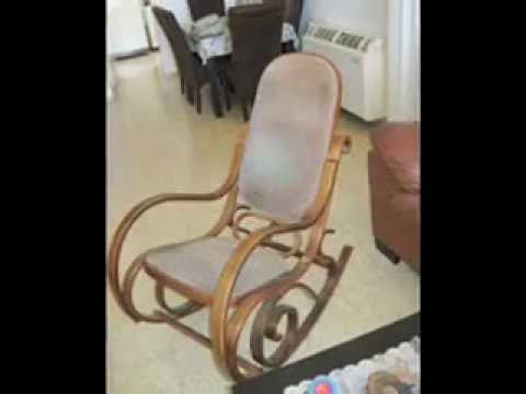 Rocking Chair UpCycle