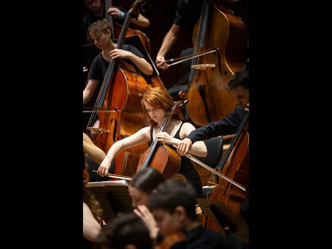 Edvard Grieg Holberg Suite Jerusalem Music Centre The Young Israel Philharmonic Orchestra