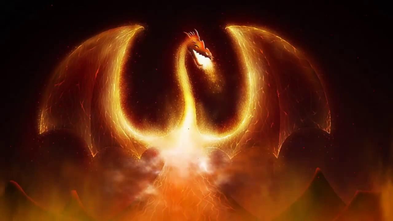Fire dragon wallpaper youtube - Dragon backgrounds ...