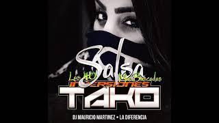 Las 40 Salsa Más Buscadas ( Inversiónes Tako ) Dj Mauricio Martínez