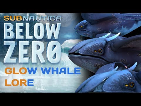 Subnautica Below Zero Lore: Glow Whale | Video Game Lore