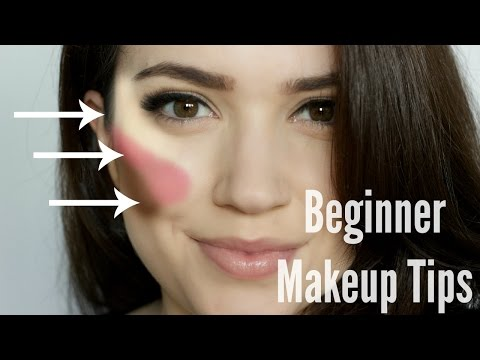 Beginner Makeup Tips & Tricks | TheMakeupChair