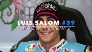 luis salom spanish moto2 dies after terrible catalunya motogp crash