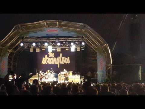 The Stranglers at Coventry Godiva Festival, 7/7/17 - No More Heroes