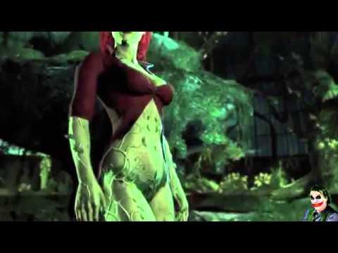 Batman Arkham Asylum - Обзор игры