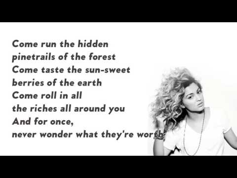 Colors of the Wind - Tori Kelly with Lyrics