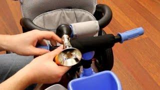 Mars Mini Trike LT960 инструкция по сборке(Видеоинструкция по сборке и монтированию детского трёхколёсного велосипеда Mars Mini Trike LT960 (Marsgroup model 960), 2016-02-06T01:01:46.000Z)