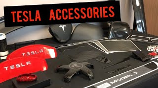 Tesla MUST Have Aftermarket Accessories! Make Your Tesla Stick OUT!!!