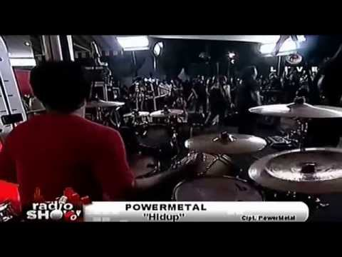POWERMETAL  @RadioShow_tvOne