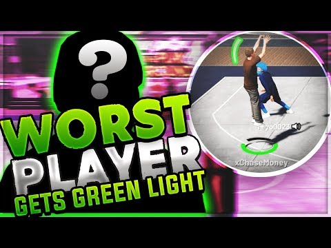 UNBELIEVABLE! I turned the worst nba 2k19 player into a green light machine...