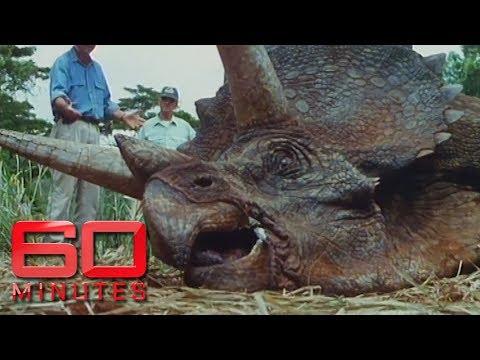 The Man Who Inspired Jurassic Park, Dr Dinosaur | 60 Minutes Australia