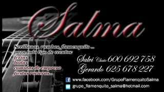 Grupo Flamenquito Salma.   ( villancico flamenco ) Mp3