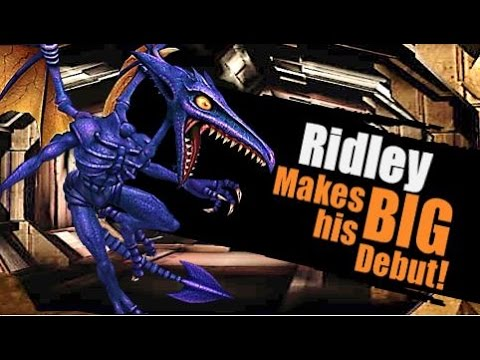 RIDLEY IS NOT TOO BIG Smash Theory YouTube