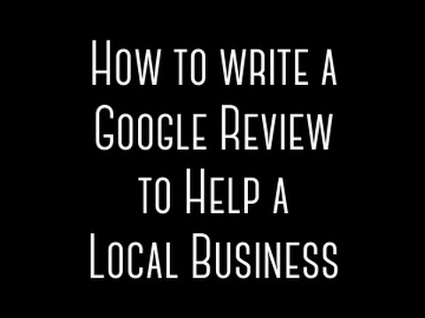 write google review business Write a review events talk log in your first review awaits yelp for business owners claim your business page advertise on yelp.