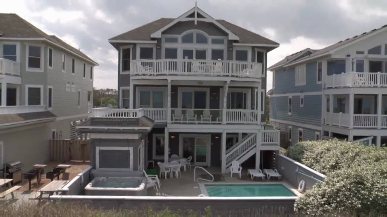 Beach Baby 120 Oceanfront Home In Nags Head Nc Outer Banks