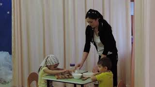 готовим вместе дагестанский лаваш