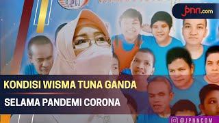 Donatur di Wisma Tuna Ganda Berkurang Selama Pandemi