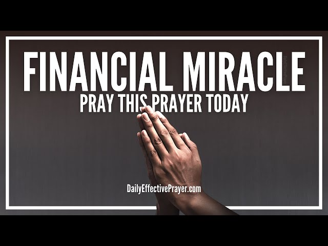 Here are the 4 Prayers to Pray for Wealth | Black and ...