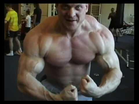 Oleg Emelyanov's Bodybuilding Trailer