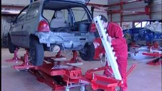 Blackhawk PL10 chassis machine
