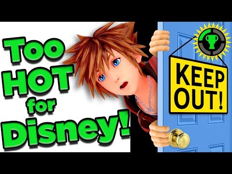 Game Theory: The Frozen Level You Will NEVER Play! (Kingdom Hearts 3)