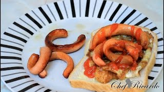 Jamaican Breakfast Frankfurters And Fried Eggs Top 2015 Recipes