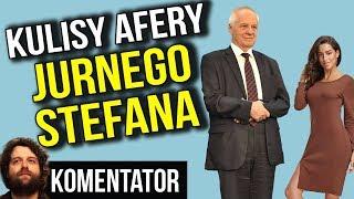 """AFERA SIĘ ROZKRĘCA Jurny Stefan Niesiołowski i 45 lat Młodsze """"Łapówki"""" Analiza Komentator Pieniądze"""