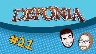 Deponia: Katzenjammer - Folge 21 - Blöd Bros