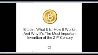 2013 06 11 BitCoin and Digital Currencies