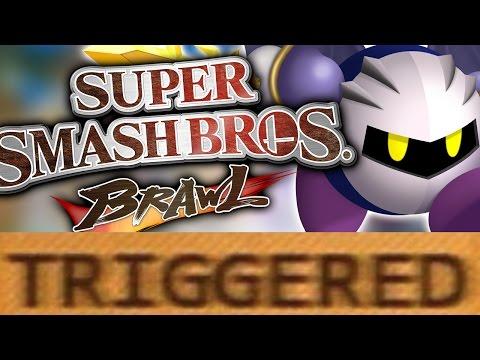 How Super Smash Bros Brawl TRIGGERS You!