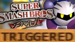 How Super Smash Bros Brawl TRIGGERS You!
