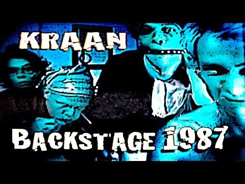 KRAAN 1987 TOUR - BACKSTAGE - 30 TAGE...FULL-50Min.