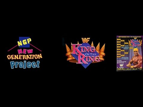 The New Generation Project Podcast 1: King of the Ring 1993