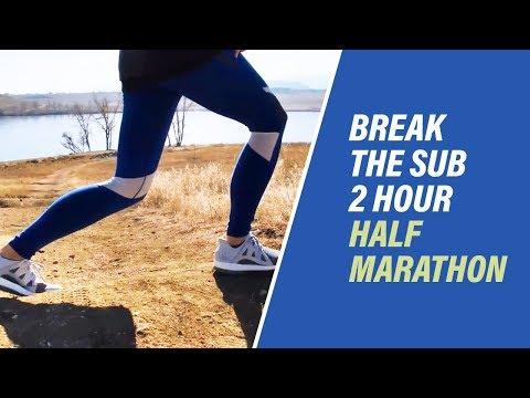 Sub 2 Hour Half Marathon Training Plan and Tips | RunToTheFinish