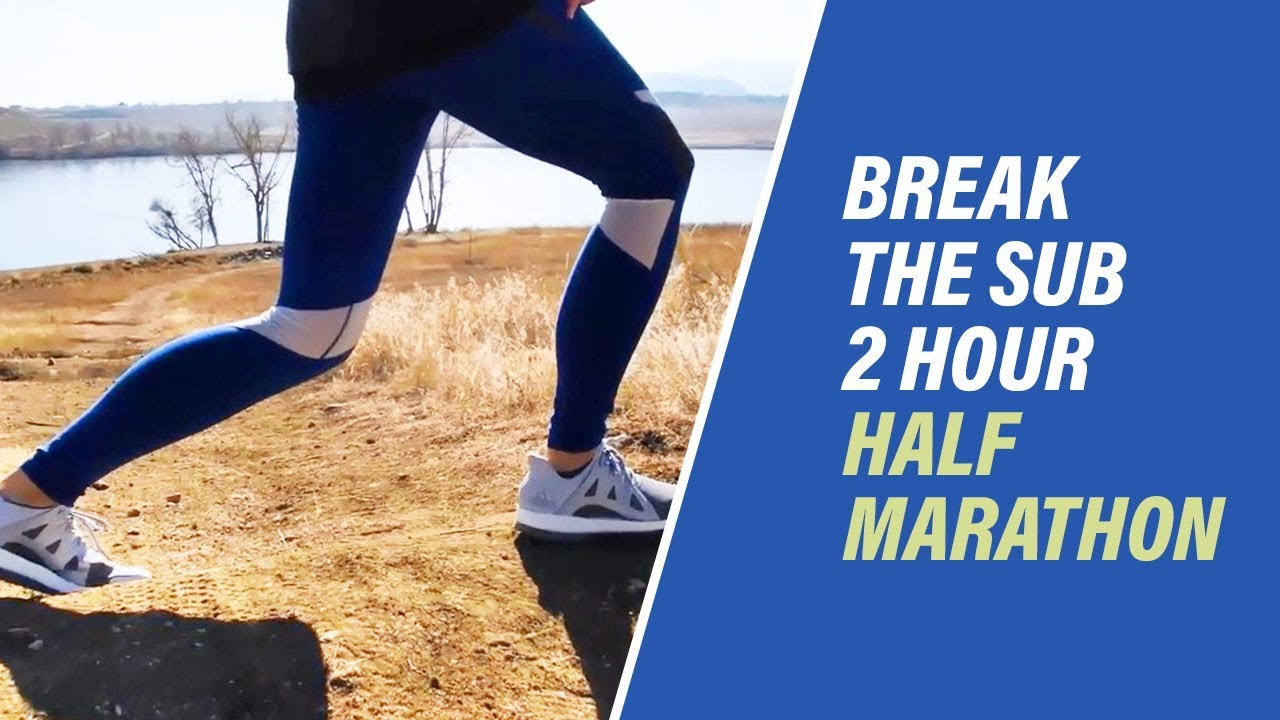 How to run a Sub 2 Hour Half Marathon - 14 Tips and Tricks