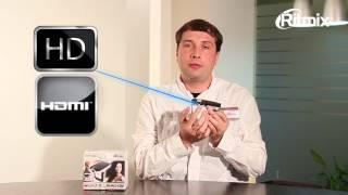 видео Видеорегистраторы Ritmix AVR-830G и Ritmix AVR-675