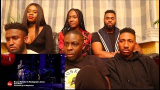 Bruce Melodie & Khaligraph Jones & Dj Maphorisa - Don't Know ( REACTION VIDEO ) || @BruceMelodie