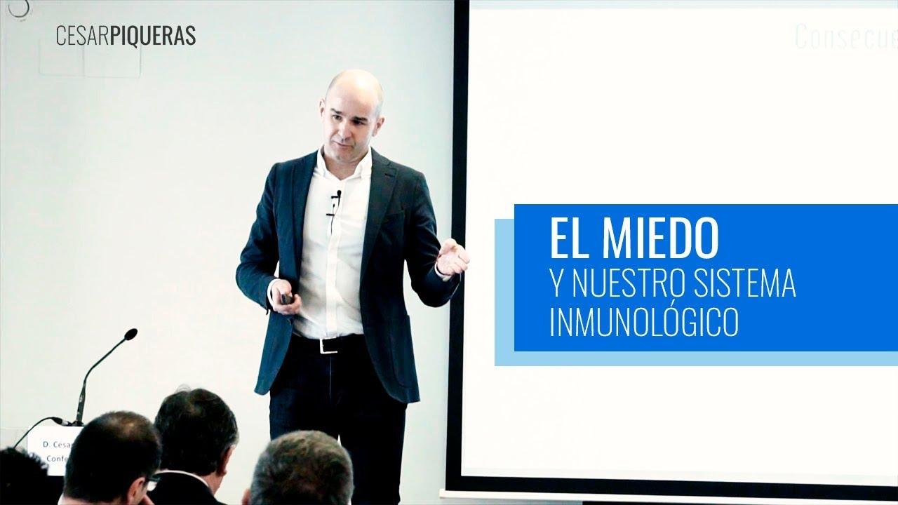 El miedo y nuestro sistema inmunológico, por César Piqueras