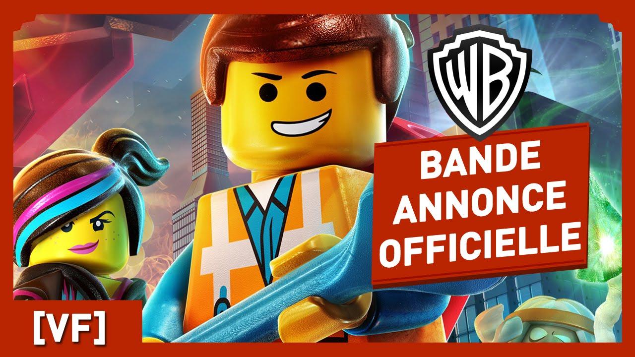 La Grande Aventure LEGO - Bande Annonce Officielle (VF) - TAL / Arnaud Ducret